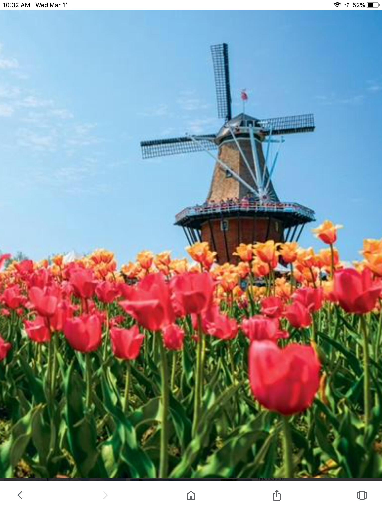 Windmill Island and Gardens